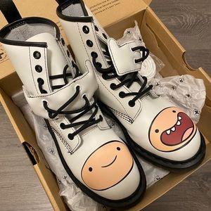 Dr Martens Boots Finn Adventure Time Size 7